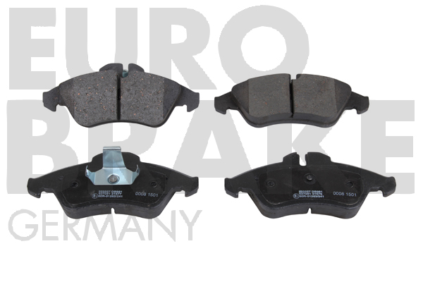 Replacement Car Parts for Mercedes Sprinter Front brake pads