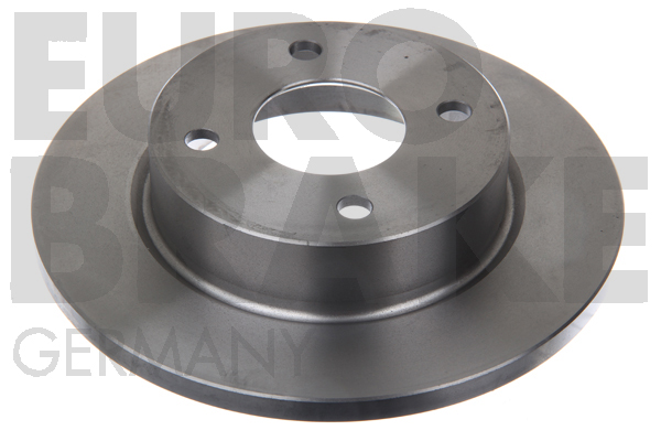 Replacement Car Parts for Nissan Micra Front brake disc solid rim hole 4 dia 234 height 45.5 thickness 12 centre dia 59