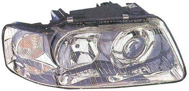 Headlight Right Hand 2001>2003 for AUDI A3