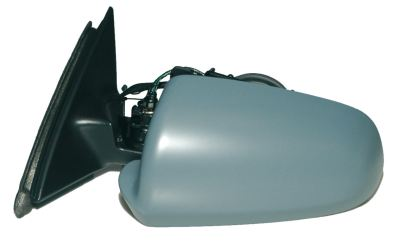 Door Mirror Electric Heated Primed Left Hand for AUDI A4