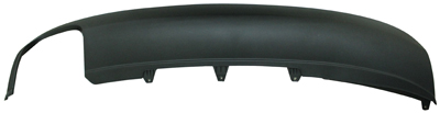 Rear Bumper Spoiler 4 Cylinder Engines for AUDI A4