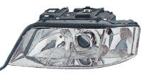 Headlight Manual Left Hand for AUDI A6