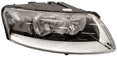 Headlight Electric Right Hand for AUDI A6