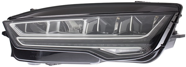 Headlight LED Type With Cornering Light Left Hand for AUDI A7