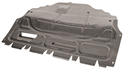 Replacement Car Parts for Volkswagen Fox Engine cover diesel
