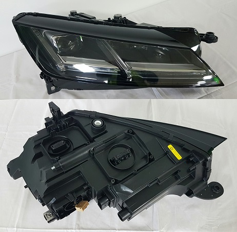 Replacement Car Parts for Audi Tt Headlight led right hand
