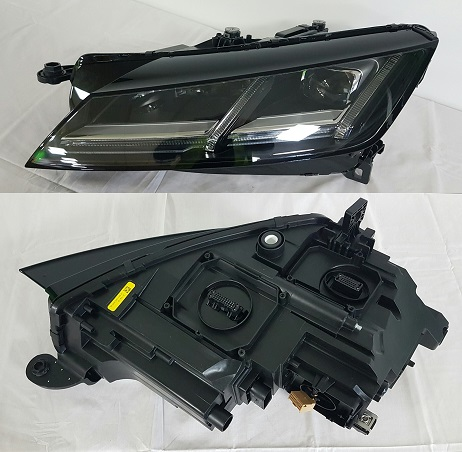 Replacement Car Parts for Audi Tt Headlight led left hand
