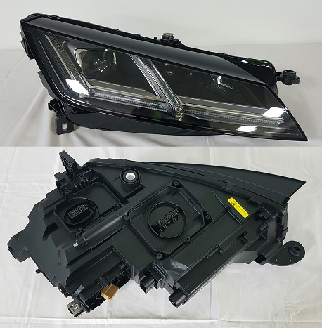 Replacement Car Parts for Audi Tt Headlight led with matrix beam right hand