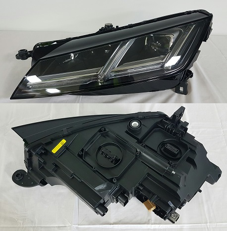 Replacement Car Parts for Audi Tt Headlight led with matrix beam left hand