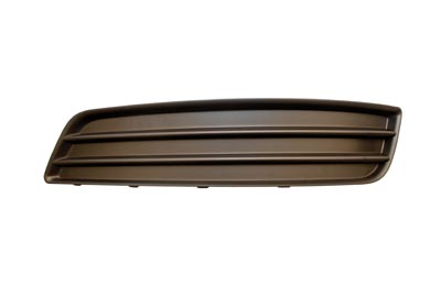 Front Bumper Grille Without Hole Left Hand for AUDI A3
