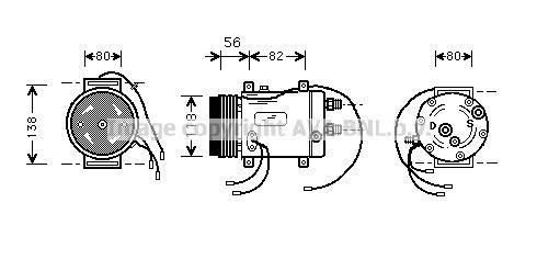 Replacement Car Parts for Audi 100 Compressor s4 v8 quattro manual