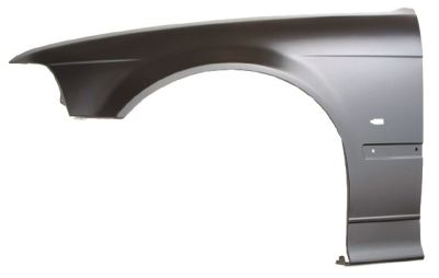 Front Wing With Hole Left Hand 4 Door for BMW 3 SERIES