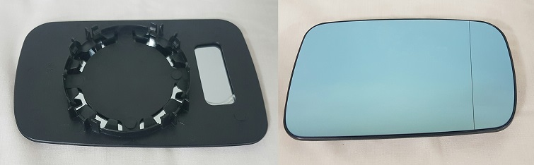 Door Mirror Glass Right Hand for BMW 3 SERIES