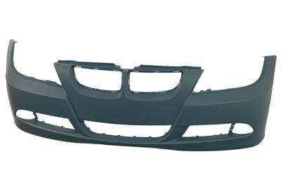 Front Bumper Primed Not M Sport Independently Certified for BMW 3 SERIES