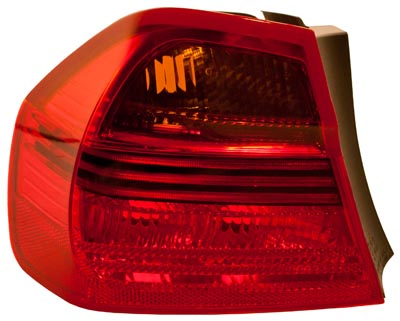 Rear Light Outer Left Hand 4 Door Model for BMW 3 SERIES