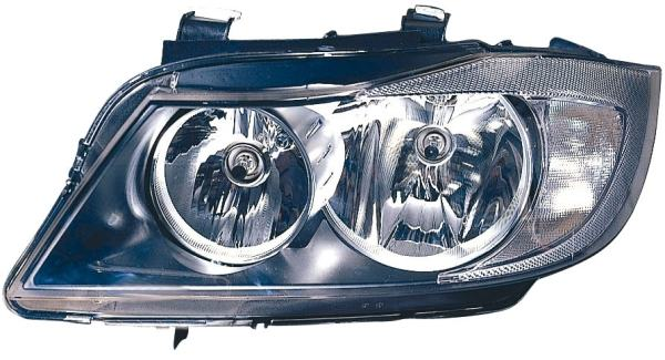 Headlight Left Hand for BMW 3 SERIES