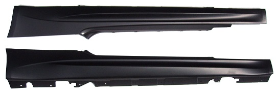 Side Skirts Set M3 Style for BMW 3 SERIES