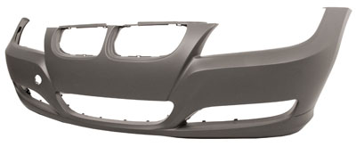 Front Bumper Primed Not M Sport Or M3 Models Independently Certified for BMW 3 SERIES