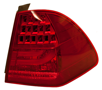 Rear Light Outer W/Led Estate Right Hand 2009>2013