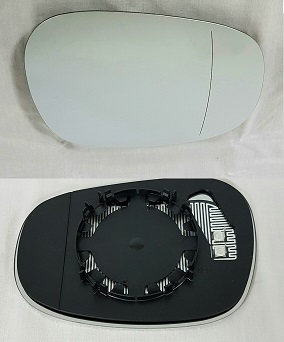Door Mirror Glass Heated Right hand for BMW 3 SERIES