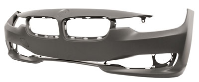 Replacement Car Parts for Bmw 3 series Front bumper primed standard (not m sport) independently certified