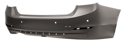 Replacement Car Parts for Bmw 3 series Saloon rear bumper primed with pdc luxury/modern/sport models 325/328/330
