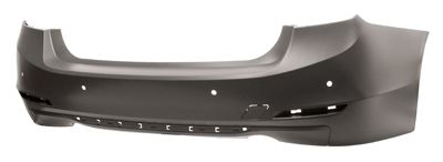 Replacement Car Parts for Bmw 3 series Saloon rear bumper primed with pdc 335 luxury/modern/sport models