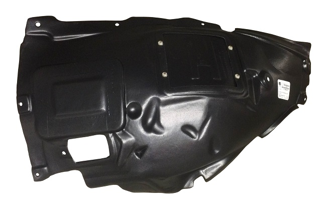 Front Splashguard Right Hand Standard Models for BMW 3 SERIES
