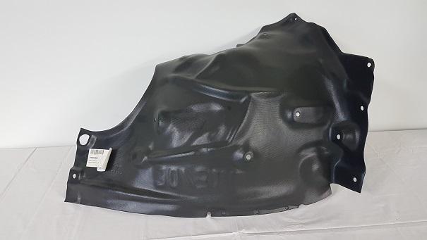 Replacement Car Parts for Bmw 3 series Rear splashguard left hand