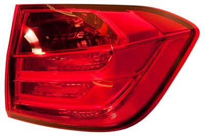 Replacement Car Parts for Bmw 3 series Rear lamp led light bar right hand saloon