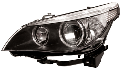 Headlight With Motor Xenon Left Hand for BMW 5 SERIES
