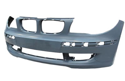 Replacement Car Parts for Bmw 1 series Front bumper primed
