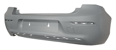 Rear Bumper Primed Urban Line for BMW 1 SERIES