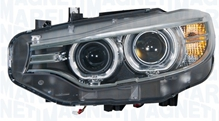 Replacement Car Parts for Bmw 4 series Headlight xenon left hand
