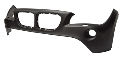 Front Bumper Primed With Washer Holes for BMW X1