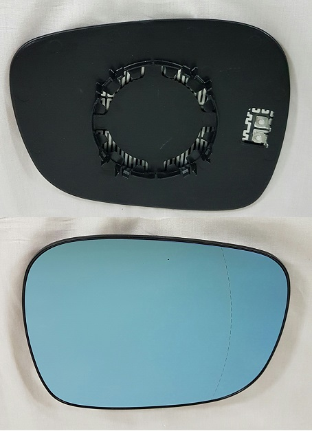Replacement Car Parts for Bmw X1 Door mirror glass heated r/h