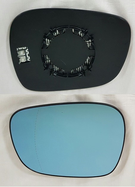 Replacement Car Parts for Bmw X1 Door mirror glass heated left hand