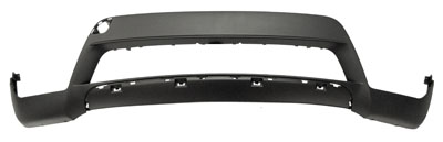 Replacement Car Parts for Bmw X5 Front bumper lower dark grey