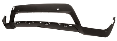 Replacement Car Parts for Bmw X5 Front bumper lower with pdc