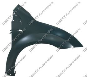 Front Wing With Hole Right Hand Independently Certified for CITROEN C2