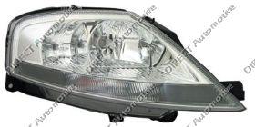 Headlight Right Hand OEM/OES for CITROEN C3