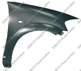 Front Wing With Hole Right Hand Independently Certified for CITROEN C3