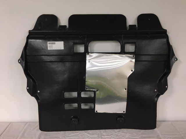 Rear Engine Cover for CITROEN C4