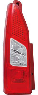 Rear Light Single Door Right Hand