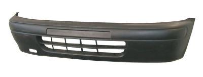Replacement Car Parts for Nissan Micra Front bumper black