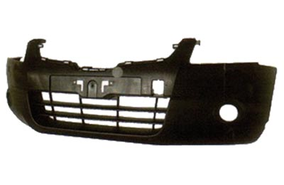 Front Bumper Black Primer Independently Certified
