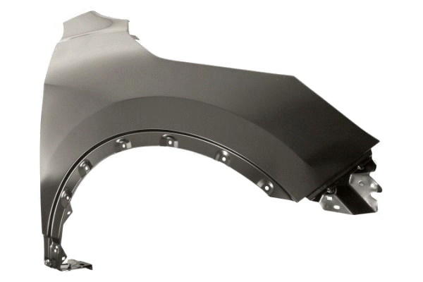 Front Wing Right Hand Independently Certified for NISSAN QASHQAI