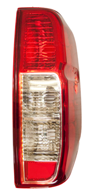 Rear Light Right Hand NEED TO ADD RED FOG BULB for NISSAN NAVARA
