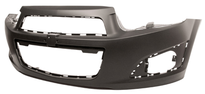 Replacement Car Parts for Chevrolet Aveo Front bumper primed