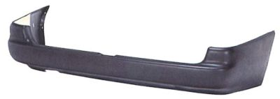Replacement Car Parts for Ford Escort Rear bumper black estate